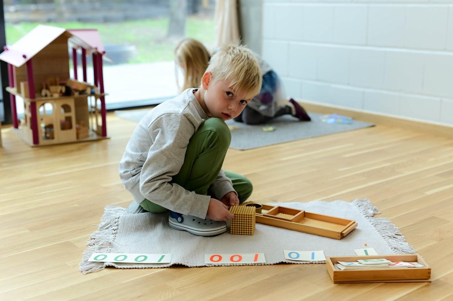 Fenomen Montessori