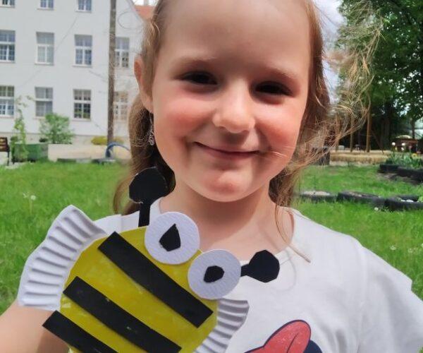 Dziś, 20. maja obchodzimy Dzień Pszczoły
