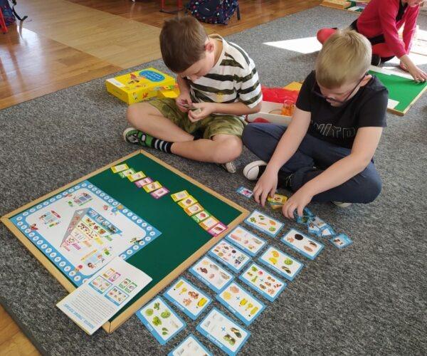 Nasi uczniowie nie zwalniają tempa i jeszcze przed wakacjami uczą się nowych rzeczy!