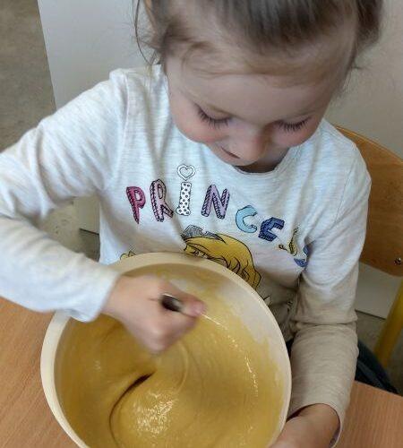 Pieczemy muffinki z rabarbarem